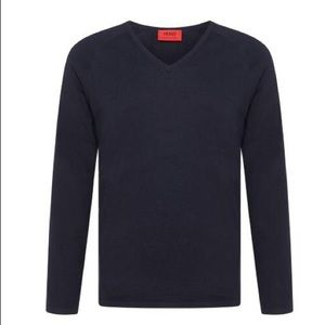 NWT Hugo Boss Men's sweater Cotton silk